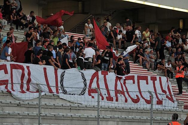 ACA-Auxerre : Le match vu par Baptiste Gentili