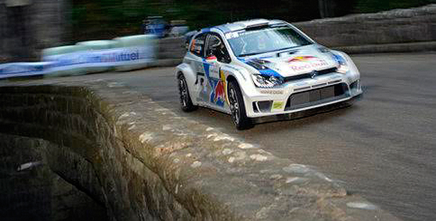 Tour de Corse Automobile : Orezza dans la course