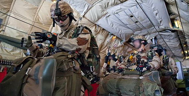 La Corse théâtre d'un exercice de grande envergure des forces spéciales françaises