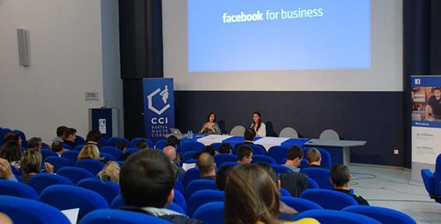 Les commerçants de Haute-Corse se mettent à l'heure de Facebook