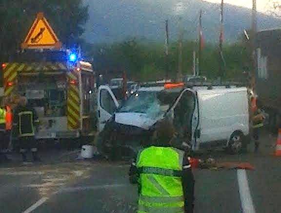 Ajaccio : Un accident de la route fait deux blessés dont un grave