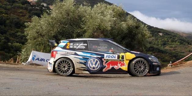 58e Tour de Corse Automobile-étape 2 : Latvala sort le grand jeu mais…