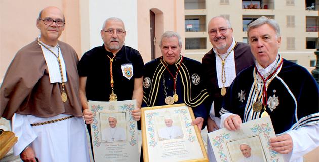 L'archiconfrérie de Saint Joseph a officialisé son jumelage avec l'arciconfraternita del Carmine in Trastevere