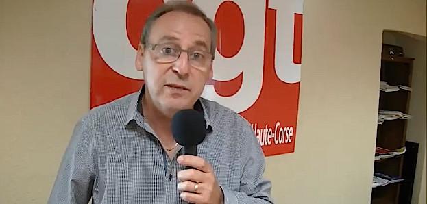 8 Octobre : Nouvelle journée d'action de la CGT de Haute-Corse
