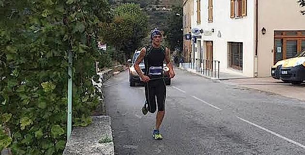 Guillaume Peretti : en tête de bout en bout