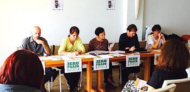 """Colette Castagnoli (Zeru Frazu) et la crise des déchets : """"il y a eu une prise de conscience citoyenne"""""""