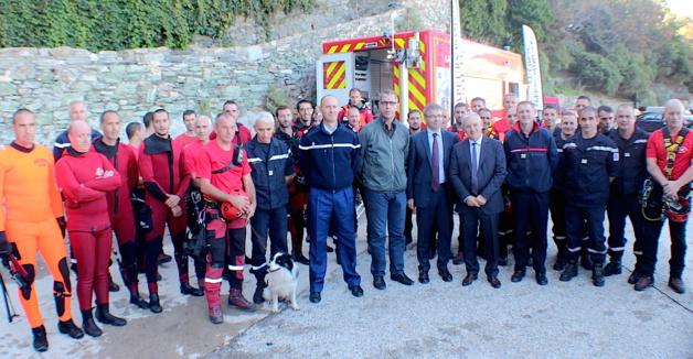 Journée de la Sécurité : Le Sdis 2B sur le Vieux-Port de Bastia