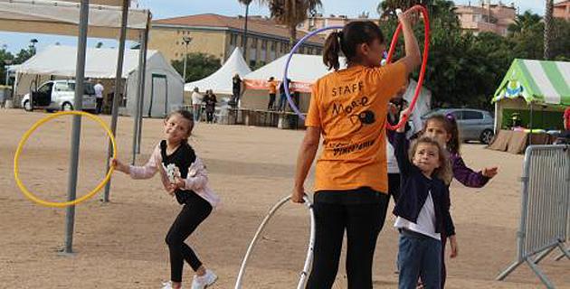 Journées de la Marie-Do à Ajaccio : Une première journée dédiée aux enfants
