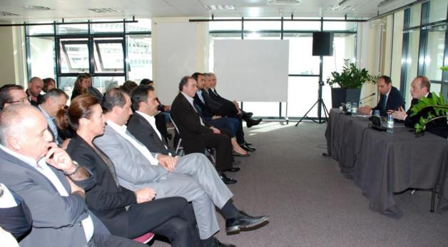Partenariat ville d'Ajaccio-CCI 2A : Parking, palais des congrès au cœur de l'entente