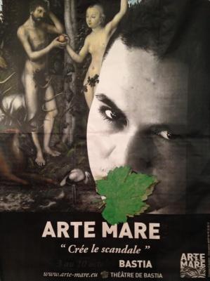 Le palmarés de Arte Mare 2015