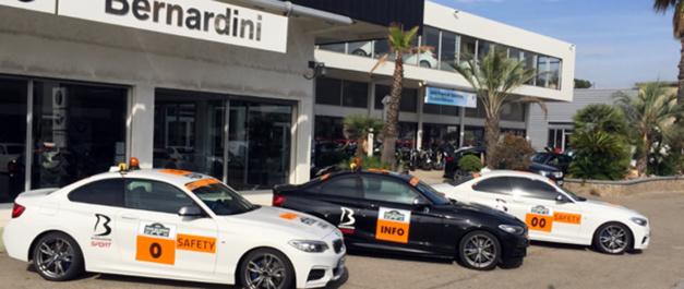 Tour de Corse Automobile  Les « grosses » BMW ont fait le spectacle !