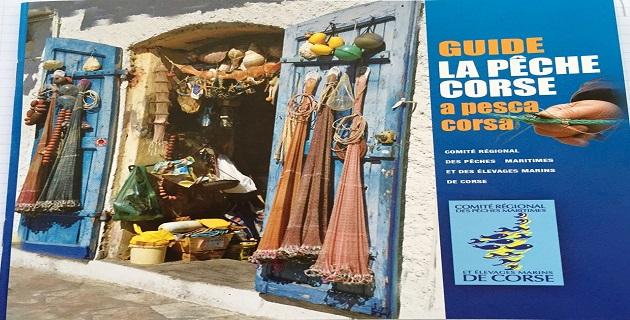 CRPMEM Corse : Un guide de la pêche, un site internet et une application