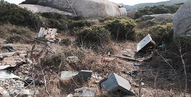 """La Ghjuventù Indipendentista : """"Nettoyer la Corse pour notre avenir et nos enfants"""""""