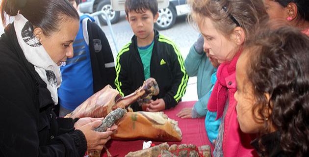 Les enfants rois à l'ouverture de Calvi in mossa