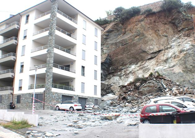 Eboulement de Ville-di-Pietrabugno : Le témoignage des habitants