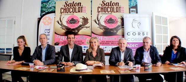 Salon du chocolat et des délices de Corse : Trois jours de fête sur la place Saint-Nicolas