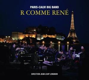 "L'hommage du ""Paris-Calvi Bing Band"" à René Caumer"