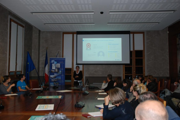 Bastia Ville digitale : Les réseaux sociaux expliqués aux entreprises