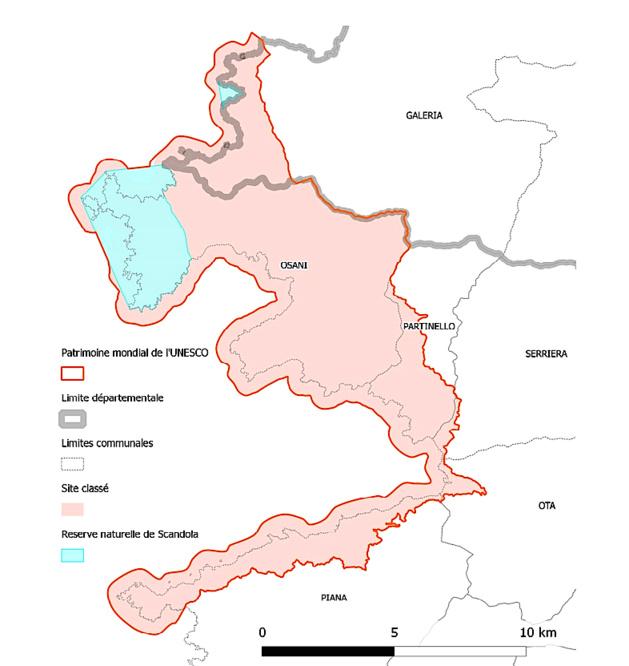 Golfe de Porto : Le document d'orientations de gestion validé par le comité de pilotage