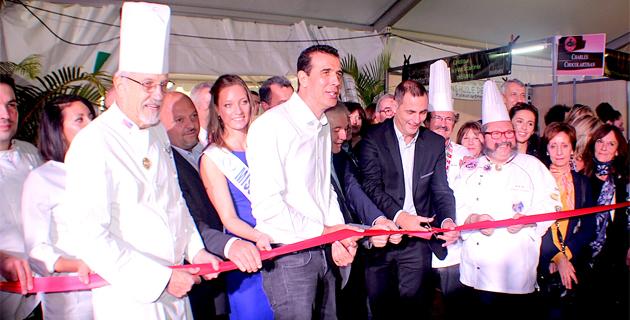 Salon du chocolat de Bastia : La foule des connaisseurs et d'amateurs de bonnes et belles gourmandises