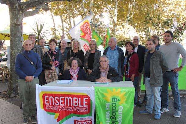 A Manca Alternativa et EELV veulent un renouveau démocratique