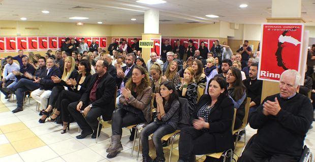 Paul-Félix Benedetti : « Nous devons incarner une force de gouvernement, une alternative forte aux systèmes en place »
