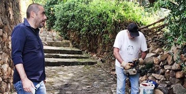 """""""Simu di Lumiu"""" mobilise pour faire revivre des jardins potagers en friches"""
