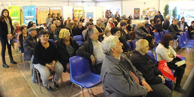 """Bastia : Une journée de salon pour """"i Capi Bianchi"""""""