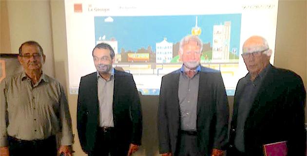 Partenariat Fédération du BTP 2A et Orange : Le « Très Haut Débit » au cœur des échanges