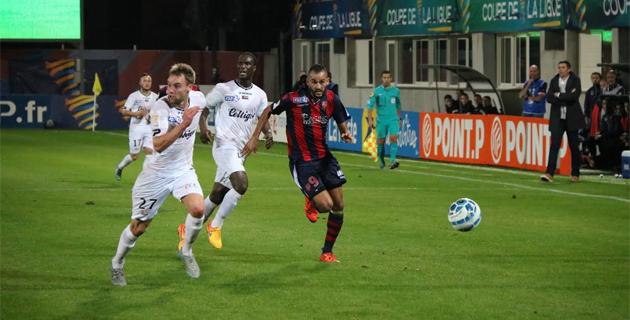 GFCA-Guingamp : Le match a été interrompu à la 54e minute…