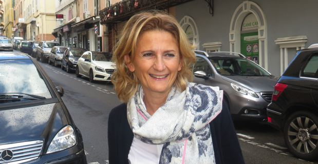 Marie-Antoinette Maupertuis, économiste, chercheuse primée, ancienne attachée parlementaire à Bruxelles, professeur d'économie à la faculté de Corte, et numéro deux sur la liste de Gilles Simeoni.