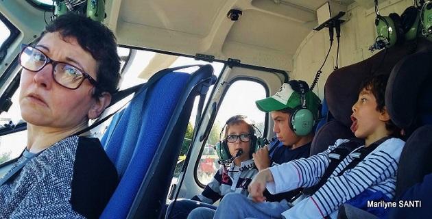 """Du rêve à la réalité pour 5 enfants avec le """"Dauphin Corse"""""""