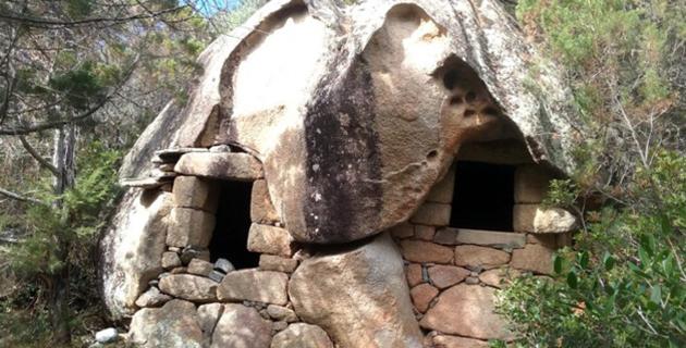 Monaccia d'Auddè : U chjassu di a memoria