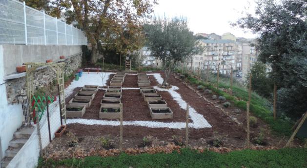 Bastia : Un jardin pédagogique au collège de Saint-Joseph