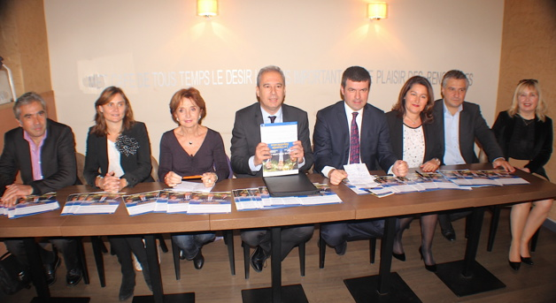 """Jean Zuccarelli : """" Priorité au développement économique"""""""