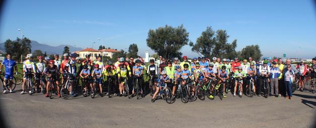 Biguglia : Les cyclistes en colère investissent la quatre voies