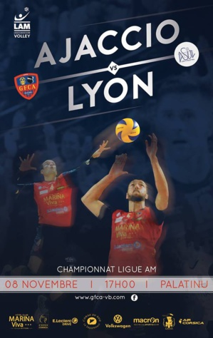 Volley-Ball : Le Gazelec affronte Lyon ce dimanche