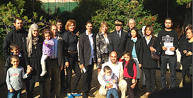 Bastia : 26 personnes accueillies dans la citoyenneté française