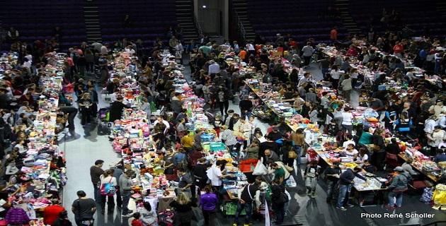 Le 14ème Marché des jeunes d'Ajaccio a séduit plus de 4 000 visiteurs