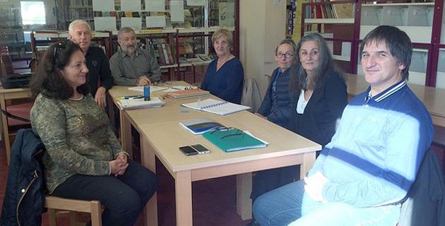 Calvi : Visite du 1er vice-président de la Fédération française des donneurs de sang