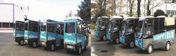 De nouveaux minibus d'Ajaccio avant la fin de l'année