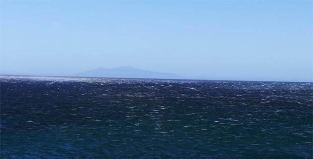 Météo : Alerte au coup de vent fort sur la Corse