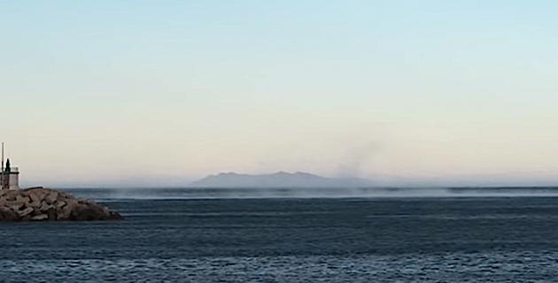 """Vent : Des rafales à 189 km/h dans le Cap Corse. """"Alerte orange vent"""" prolongée jusqu'à dimanche"""