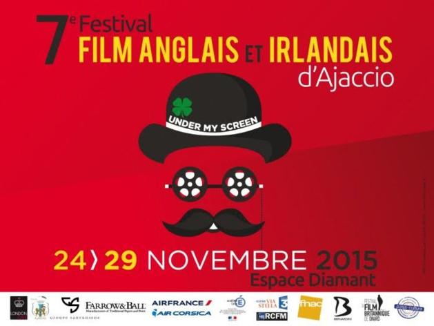 Ajaccio : Festival du film Anglais et Irlandais du 24 au 29 novembre