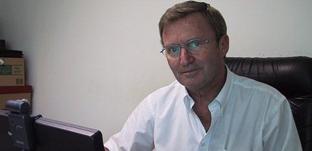 Vincent Carlotti, leader de la Gauche autonomiste et soutien d'Emmanuelle De Gentili aux élections territoriales.