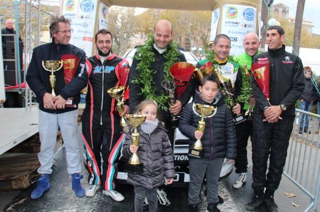 Pascal Trojani  meilleur ambassadeur du Rallye automobile  de Balagne
