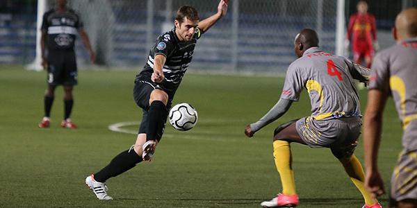 """Nicolas Gennarielli (CAB) : """"Se remettre au plus vite dans la compétition pour sauver le club"""""""