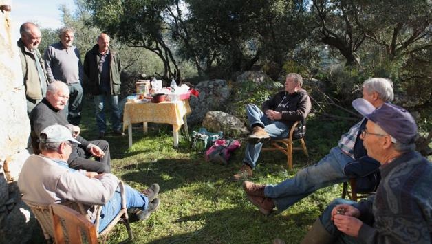 Chjama solidaire à Santa Reparata di Balagna