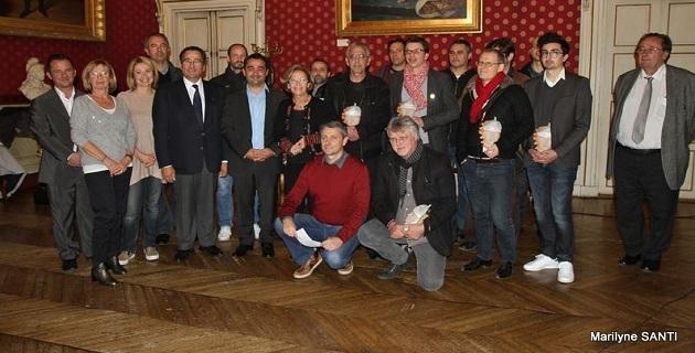 Ajaccio : Les prix 2015 du Festival de la BD remis dans les Salons Napoléoniens