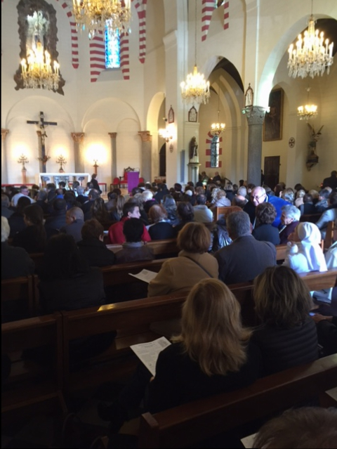 Bastia : l'Eglise s'organise face à la pénurie de prêtres et crée l'Unité Paroissiale « Notre Dame de Lourdes »